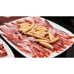 Spanish Iberico Ham Free Range - Jabugo . Sliced