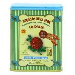 Premium Smoked Paprika - SWEET -   DOP Pimenton de la Vera - La Dalia