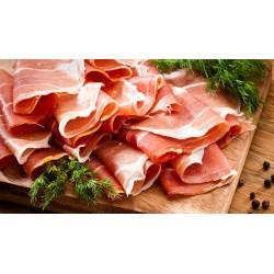 Boneless - Spanish Serrano Ham Cured - Half Piece 2.4 Kg - Excellent Yields . Jamón Serrano Bodega